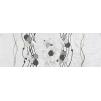 quadro con merletti bianco e nero
