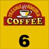 Svuotatasche coffee 6