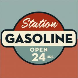 Svuotatasche gasoline
