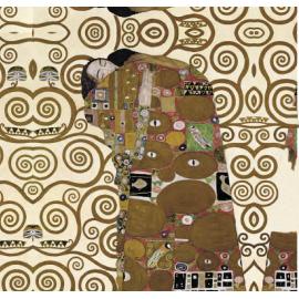 Svuotatasche abbraccio Klimt