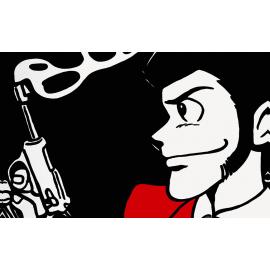 Svuotatasche Lupin pistola