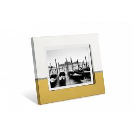 Portafoto Mirage | MDF con Swarovski | 25x20 cm