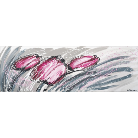 Tulipani e vento