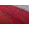 Opera astratta materica Archi rossi