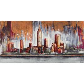 Skyline alba