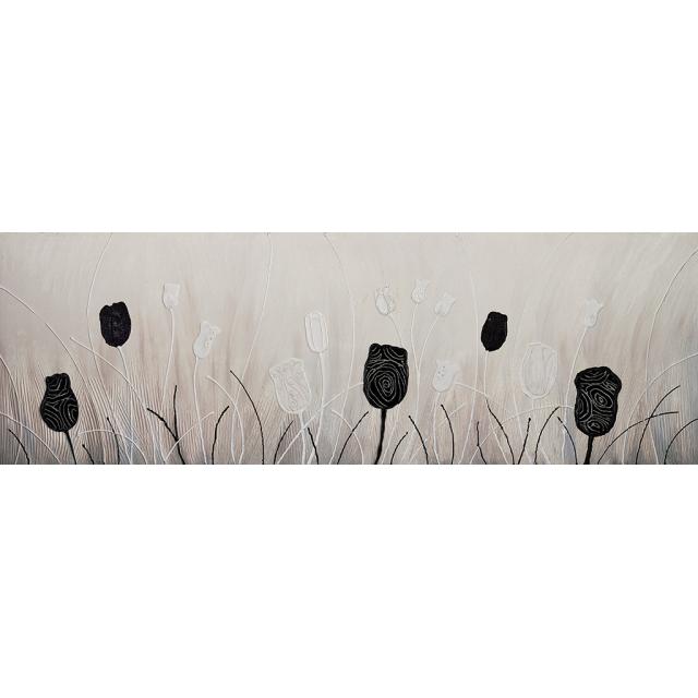 Tulipani neri | Quadri con fiori