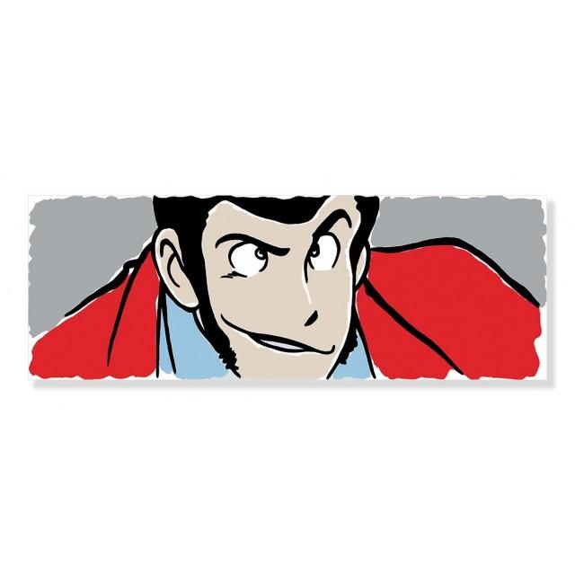 Quadro Lupin a colore