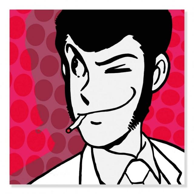 Quadro Lupin POP