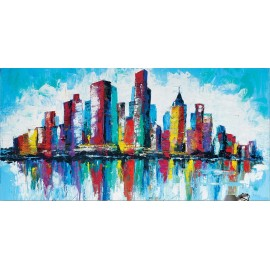 New York multicolors