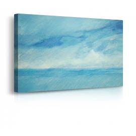 Quadro Astratto Sky and Sea 3