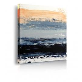 Quadro Astratto Abstract Minimalist Landscape 5