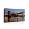 quadro Brooklyn bridge prospettiva