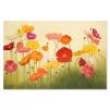 quadro con fiori colorati