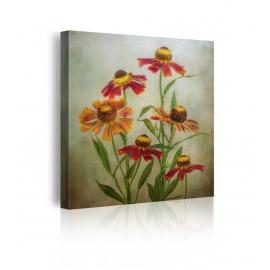 quadro fiori prospettiva