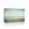 quadro spiaggia mare prospettiva