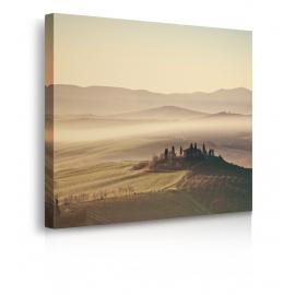 Quadro Tuscan Sunrise
