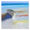 quadro barca mare