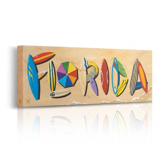 Quadro Florida prospettiva