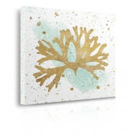 quadro corallo prospettiva