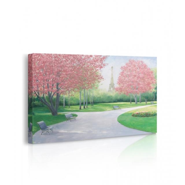Quadro Parisian Spring v2 prospettiva