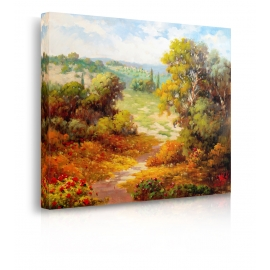 Quadro Autumn Path