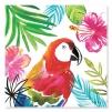 Quadro pappagallo colorato