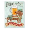 Quadro cane e birra