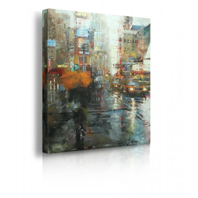 Quadro Manhattan Orage Umbrella prospettiva