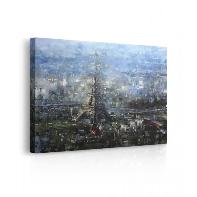 Quadro parigi prospettiva