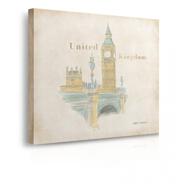 Quadro united kingdom prospettiva