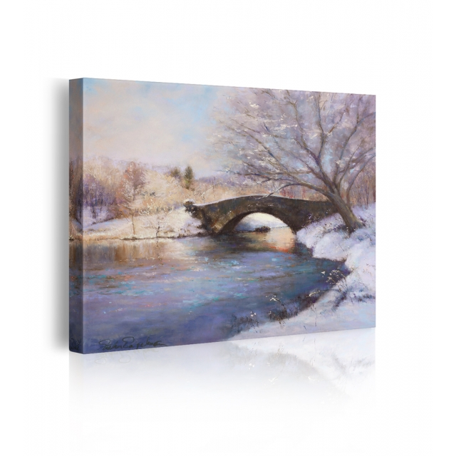 Quadro Central Park Bridge