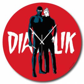 Orologio Diabolik e Eva Kant