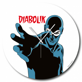 Orologio bianco Diabolik