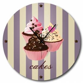 Orologio 3 Cakes