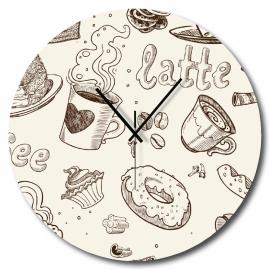 Orologio Latte