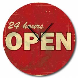 Orologio Open
